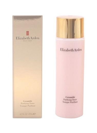 Elizabeth Arden Elizabeth Arden Ceramide Purifying Toner Canlandırıcı Tonik 200 Ml Renksiz